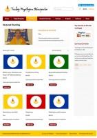 Traleg Rinpoche website