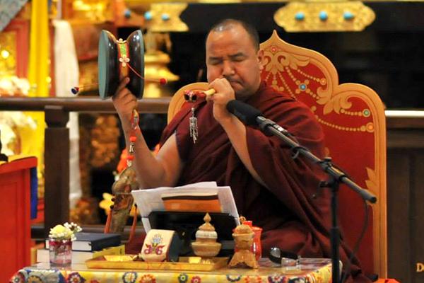 Dungsey Lama Pema Tsewang