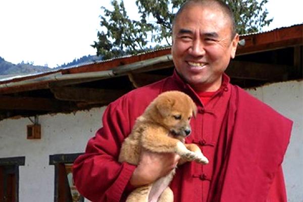 Khenpo Ngawang Dhamchoe