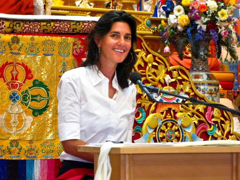 Elizabeth Mattis Namgyel